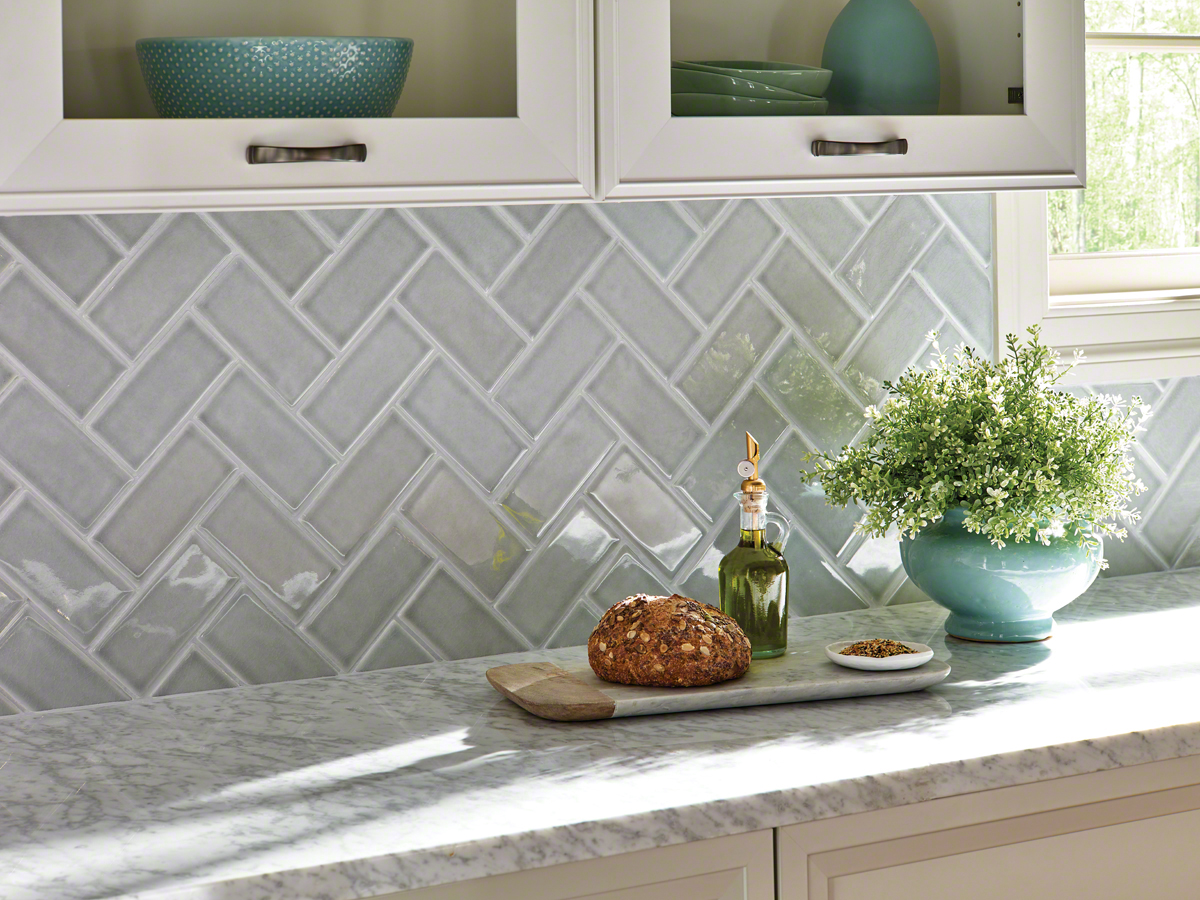 - The Most Ideal Ceramic Tile For Kitchen Area Design, Unclean And